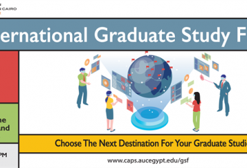 International Graduate Study Fair