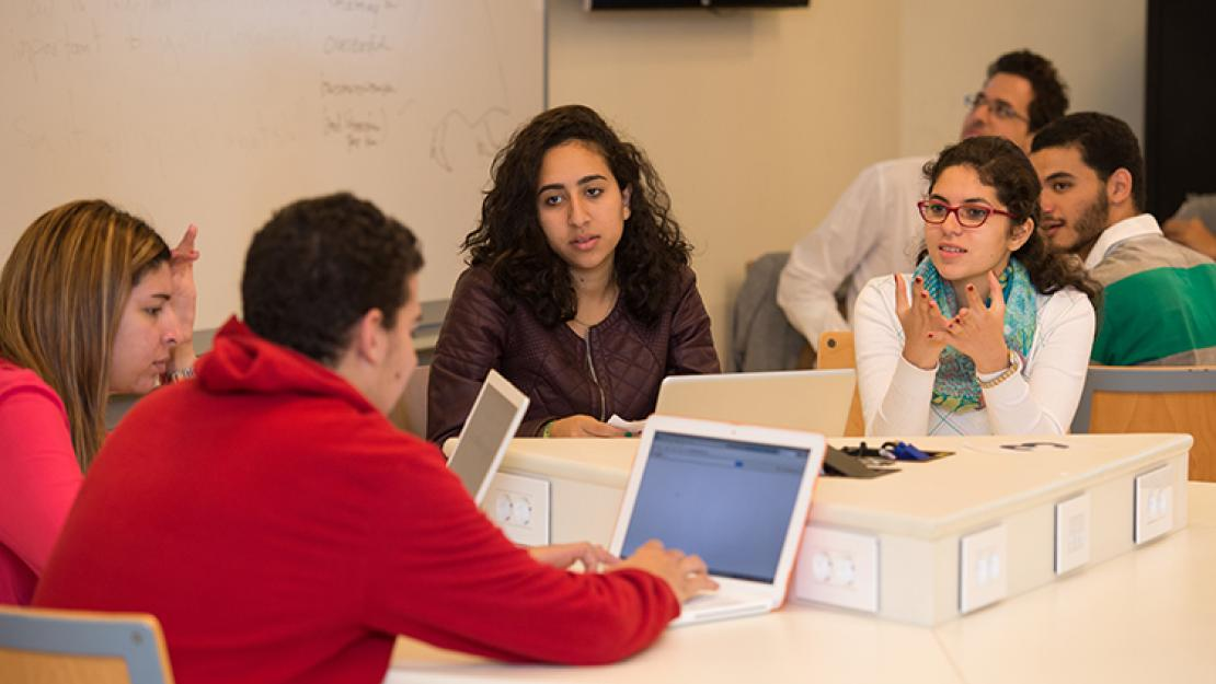AUC is hosting the first Digital Pedagogy Lab Institute outside of the United States
