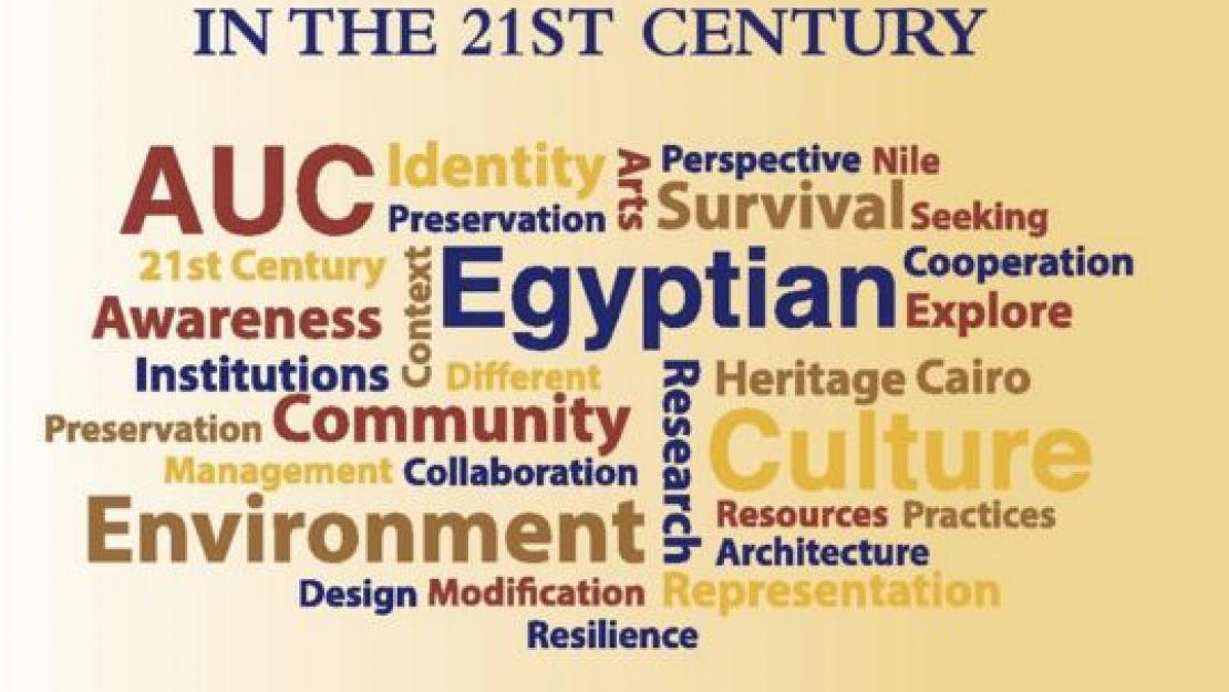 The 22nd Annual AUC Research Conference will run from May 4 - 5.