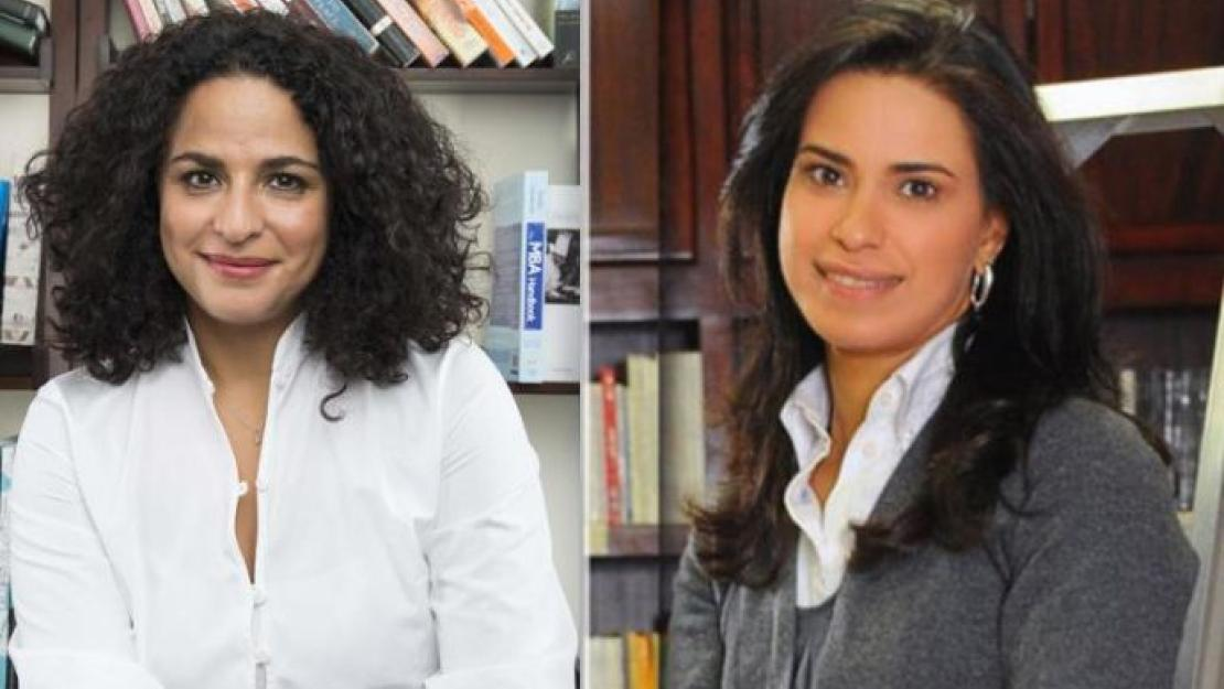 Alumnae Nadia and Hind Wassef, founders of Diwan Bookstore, discuss the state of publishing and literature in Egypt today
